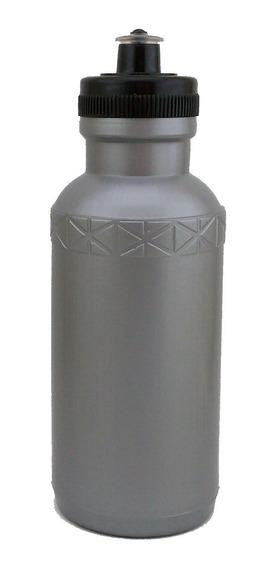 Kit 100 Squeeze Plastico 500ml - Liso - Sem Gravação