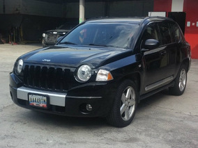 Jeep Compass 4x4 Secuencial 2008