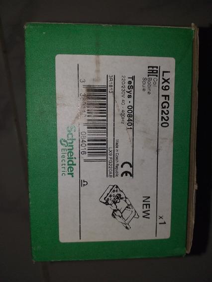 Bobina Lx9 Fg220 Para Contatores F185