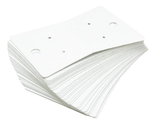 1000 Solapas Para Saquinhos Transparentes 9 X 6 Cm - Branca