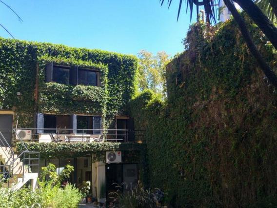 Hermosa Casa En Palermo Con Jardin, Pileta, Gimnasio Y Parrilla