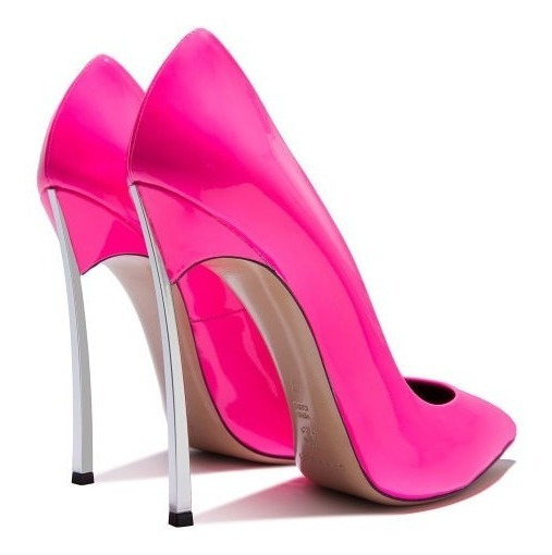 Zapatos Tipo Blade De Casadei