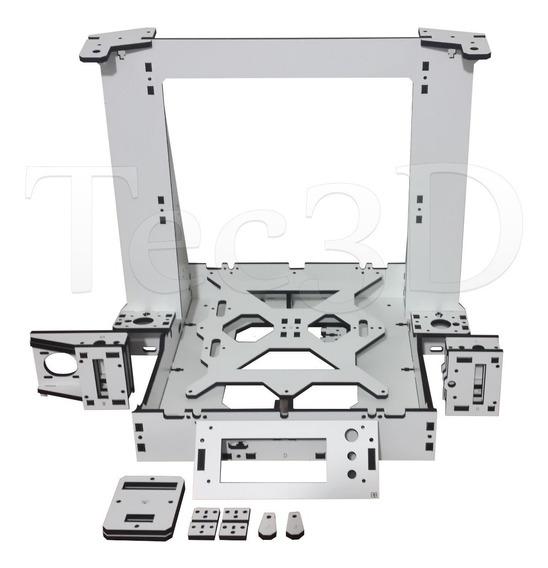 Kit Estrutura Impressora 3d Graber I3 Frete Grátis E Brinde