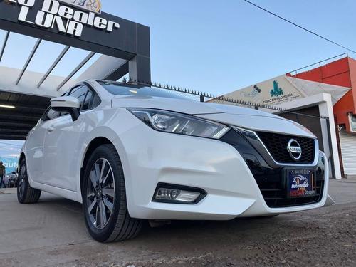 Imagen 1 de 15 de Nissan Versa Advance, 2020