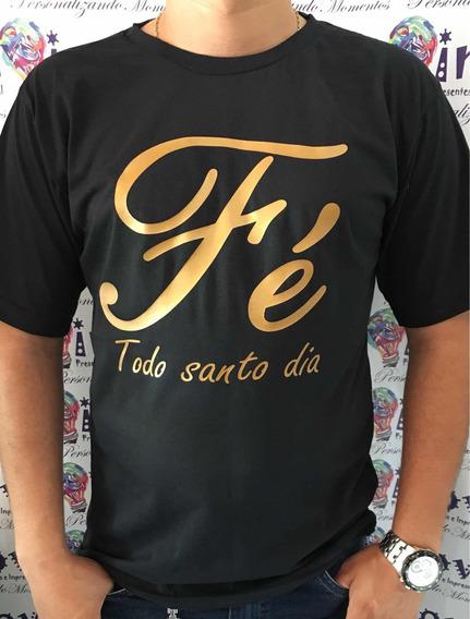 Camisetas Personalizadas Kit Com 4un