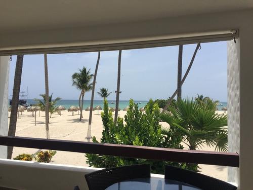 Punta Cana | Los Corales 3 Hab Frente Mar