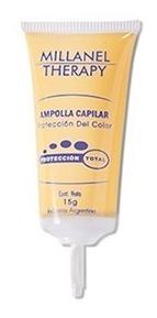 Ampolla Capilar Protec Color Millanel Therapy