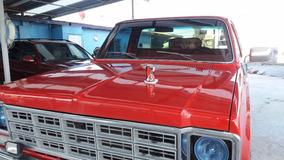 Silverado Pik Up 1978 V8 Automatico Nacional