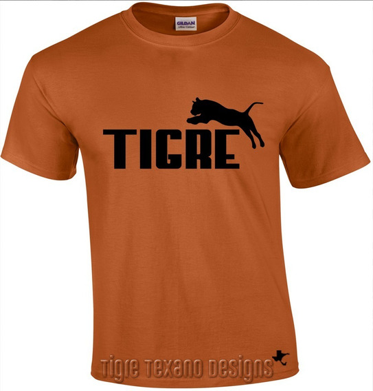 Playera Logo Tigre, Fun, Divertida By Tigre Texano Designs