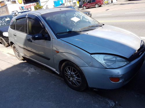 Sucata Ford Focus Ghia 2.0 Lha 2001 (somente Peças)
