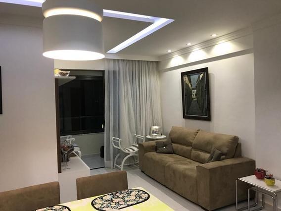 Apartamento Em Parque Bela Vista, Salvador/ba De 60m² 2 Quartos À Venda Por R$ 320.000,00 - Ap243013