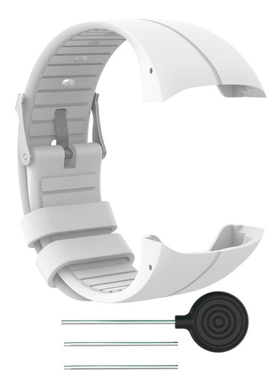 Pulseira Compatível Relógio Monitor Polar M400 / M430 Diversas Cores