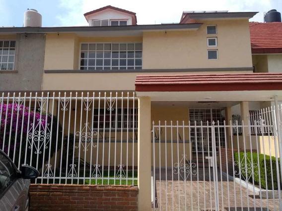Bonita Casa En Privada Con Vigilancia Las 24 Horas