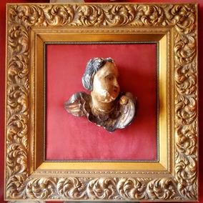 Anjo Barroco - Escultura - Antiguidade