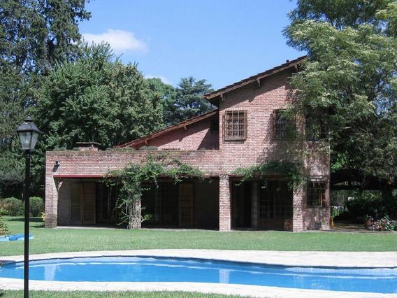 Hermosa Casa Quinta * La Chaumiere * En Tortuguitas