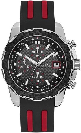 Relógio Masculino Guess Pulseira Mista 92677g0gsnu3