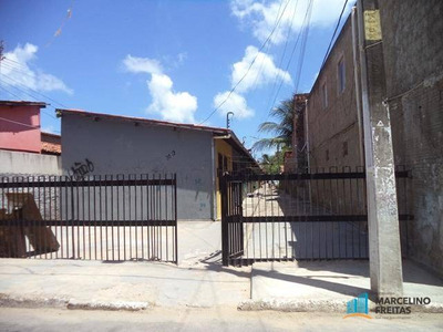 Casa Residencial Para Locação, Vila Ellery, Fortaleza. - Codigo: Ca0572 - Ca0572