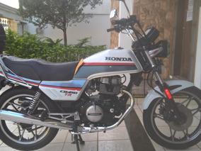 Honda Cb 450 Tr - 1987