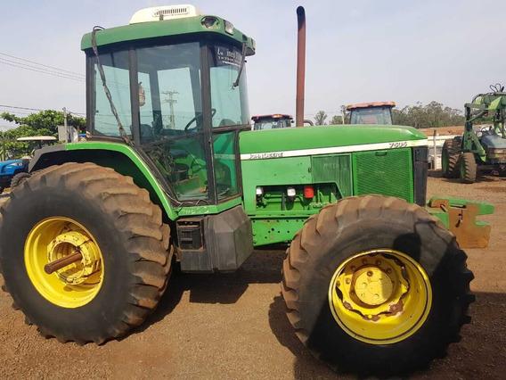 Trator John Deere 7505