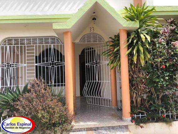 Casa De Alquiler En Higuey, Republica Dominicana