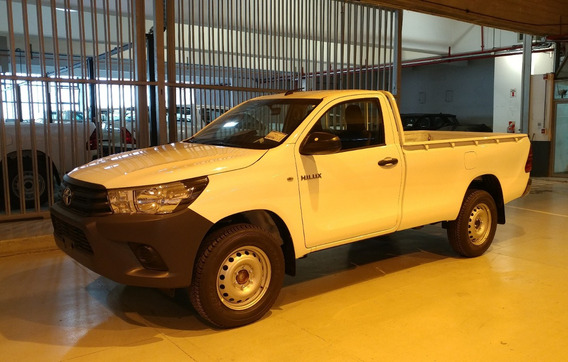 Hilux Cabina Simple 4x4