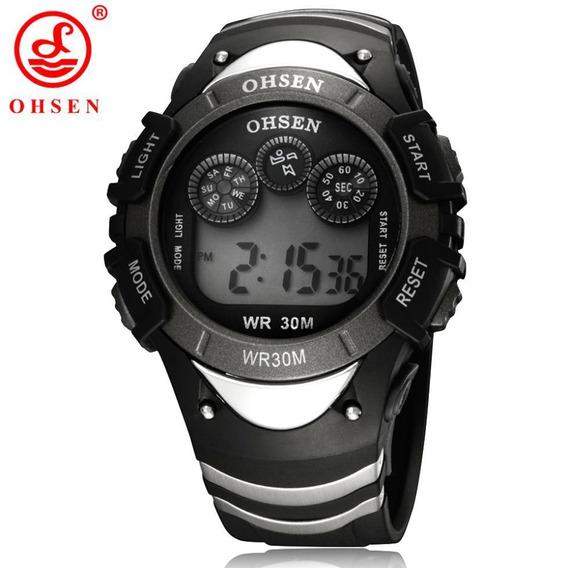 Relógio Ohsen 0815 À Prova D