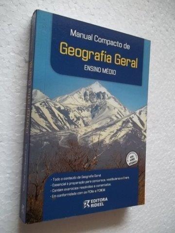* Geografia Geral - Ensino Médio - Livro