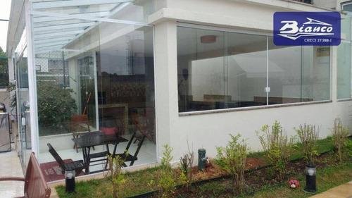 Imagem 1 de 16 de Apartamento Com 2 Dormitórios À Venda, 65 M² Por R$ 360.000,00 - Vila Augusta - Guarulhos/sp - Ap4358