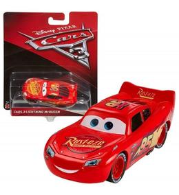 Disney Cars 3 Lightning Relâmpago Mcqueen Mattel Carros 3