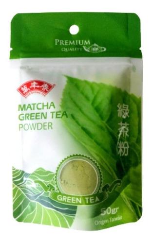 Imagen 1 de 6 de Té Matcha Té Verde Polvo - Envase 50 Gr.