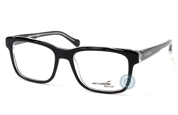 Lentes Arnette An7101 1019 Output Polished Black