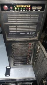 Supermicro Quad - 64gb Ram - 2 Hds Sata De 750gb - 3 Fontes