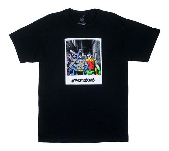 Remera Batman Robin Joker Dc Comics Original Import Nuevas!