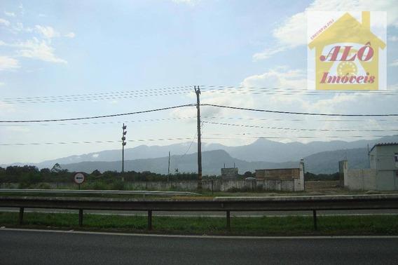 Área À Venda, 25000 M² Por R$ 16.250.000,00 - Balneário Japura - Praia Grande/sp - Ar0001