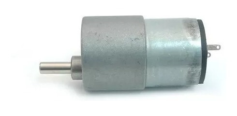 Micro Motor Dc Com Redução 12v 100rpm Torque 1.8 Kgf.cm