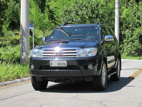 Toyota Sw4 3.0 Diesel Srv 7 Lugares 4x4 Automatica 2010