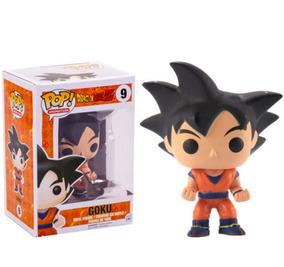Boneco Dragon Ball Z Goku Pop Funko 9 Original Oficial Dbz