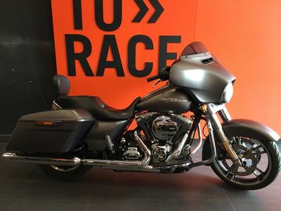 Harley Davidson - Street Glide Special - Cinza
