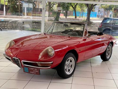 Alfa Romeo Duetto - 1968