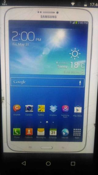 Galaxy Tab 3 T311 Tablet Samsung Usando