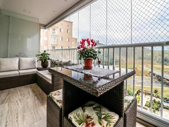 Excelente Apartamento Mobiliado No Condomínio Horizontes Serra Do Japi Para Venda - Ap1832 - 34731153