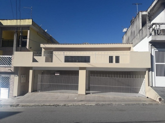 Casa Em Jardim Camila, Mauá/sp De 240m² 5 Quartos À Venda Por R$ 530.000,00 - Ca95881
