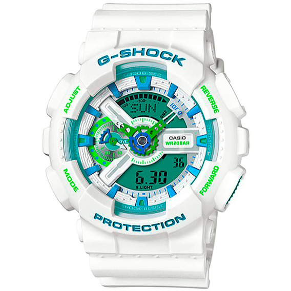 Relógio Casio Masculino Ga-110wg-7adr