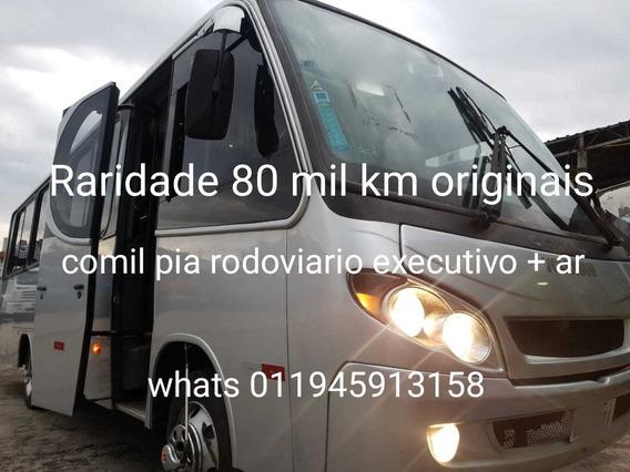 Micro Ônibus Comil Comil Pia 2007 Vw