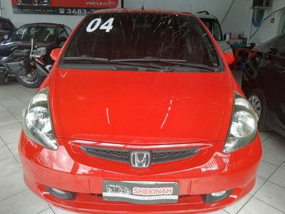 Honda Fit 1.4 Lxl 5p 2004 Completo