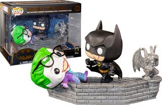 Funko Pop Moments Dc Batman & Joker 1989