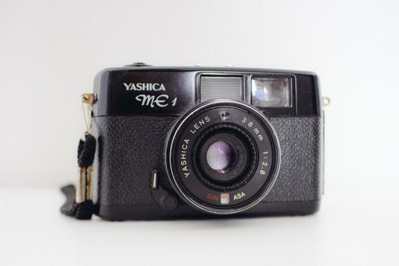 Câmera Analógica Yashica Me 1