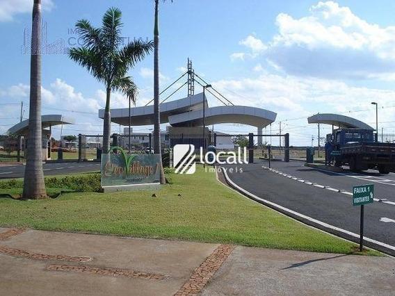 Terreno À Venda, 460 M² Por R$ 1.790.000 - Residencial Eco Village I - São José Do Rio Preto/sp - Te0621