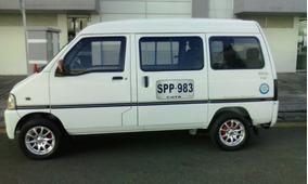 Mini Van Pasajeros Saic Wuling