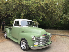 Chevrolet Pick Up 1950 T. Automatica 100% Restaurada.